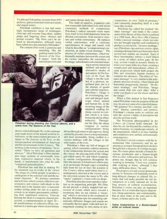 The Peleshian article page 2